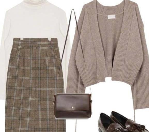 格纹裙怎么穿更好看 上班逛街轻松搞定穿衣难题
