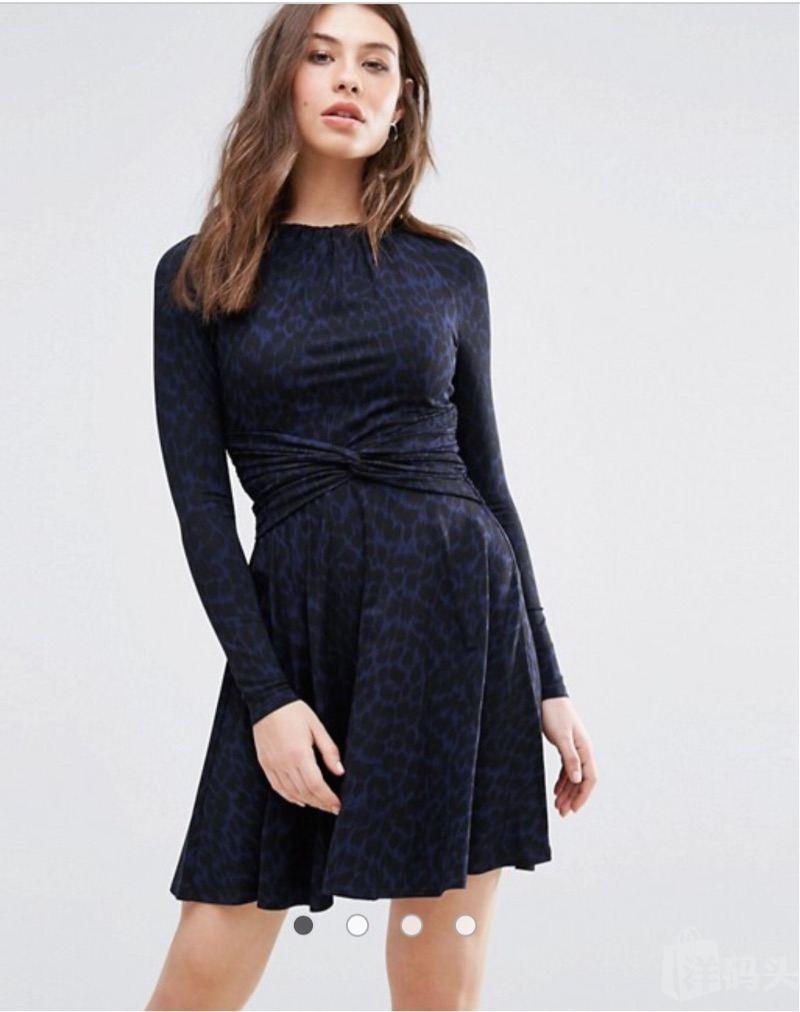 微胖的女生穿什么衣服好看,丢掉传统的黑白灰