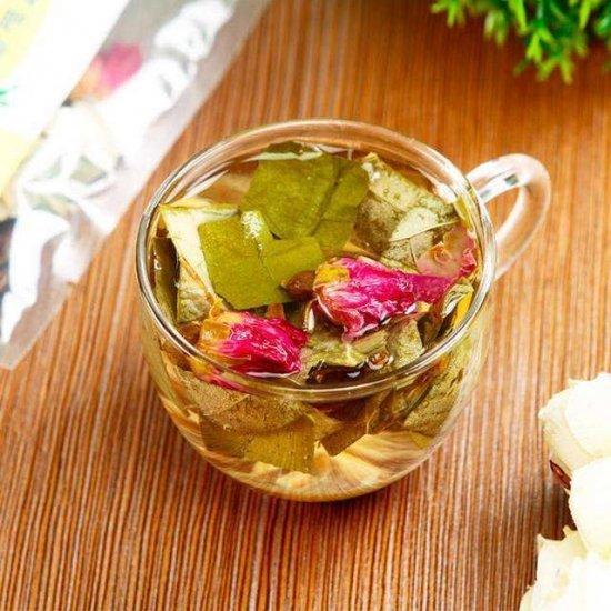 柠檬荷叶茶的功效 卓越的降脂保健作用