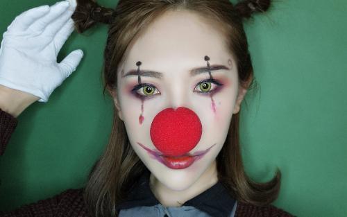 小丑妆怎么画 手残党也可以轻松学会小丑妆