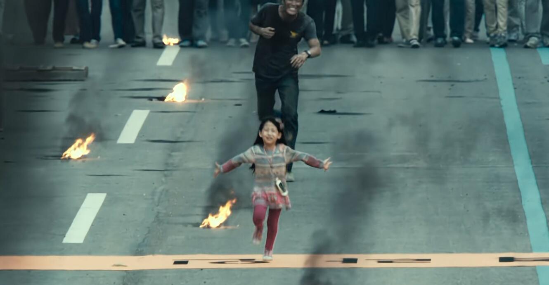 近期热议的韩国电影《流感》
