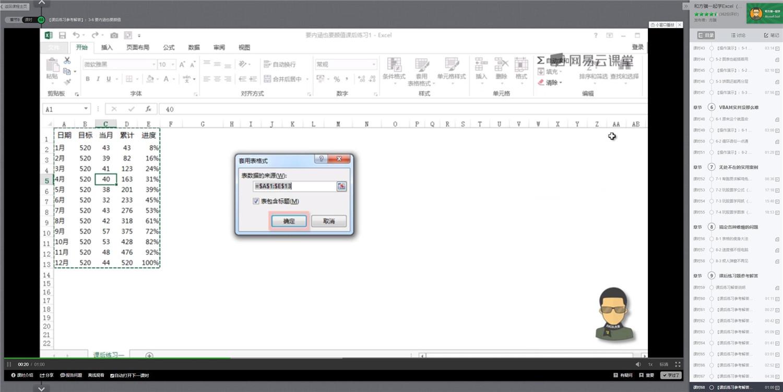 0.01撸和方骥一起学Excel课程