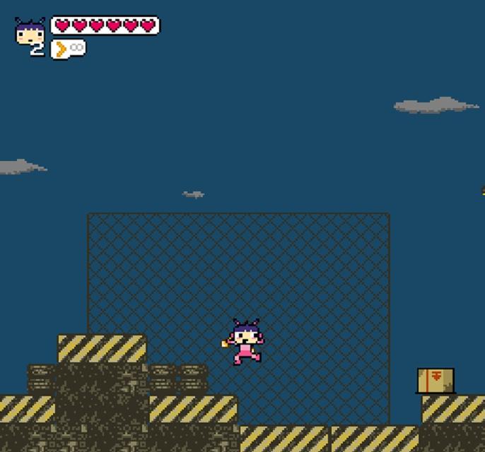 ITch限时免费领取两款游戏《Giga Girl》、《Little