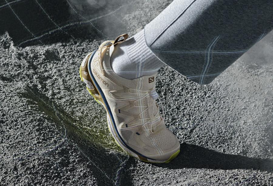 4 月 5 日全球首发!最近超火的 SALOMON 全新鞋型曝光!