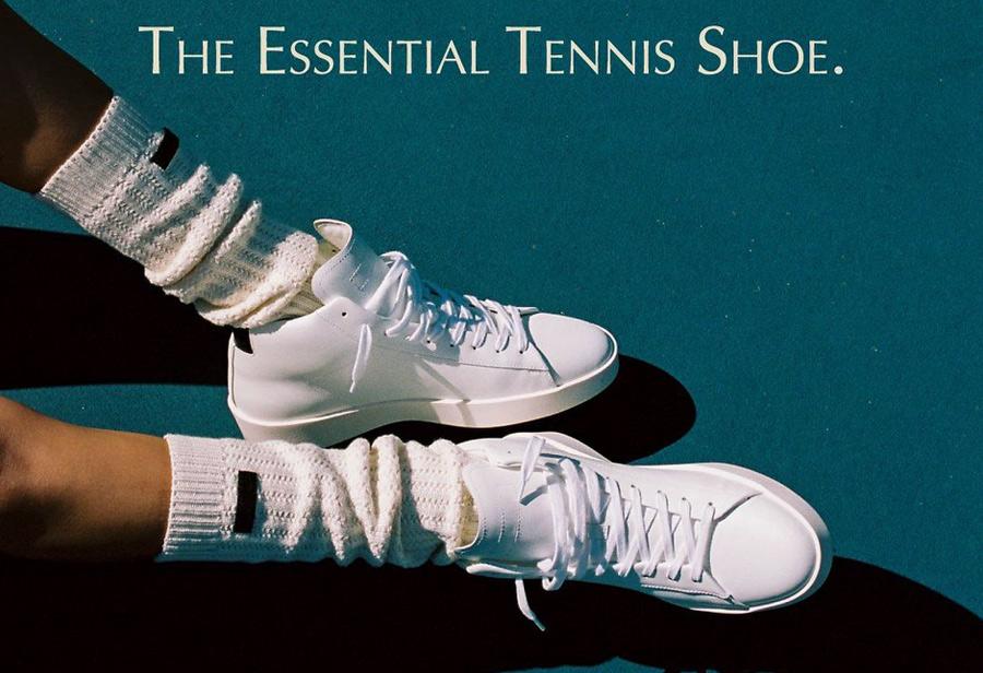 FOG 新鞋曝光!复古小白鞋造型让巴特勒、塔克接连点赞!