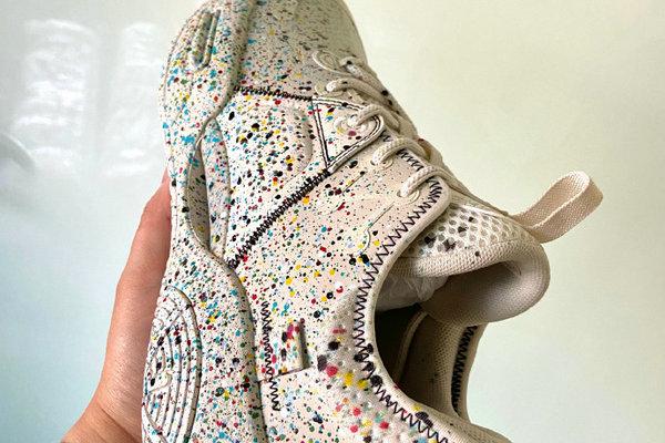 李宁全城 9 鞋款全新多彩泼墨配色释出,艺术感浓郁