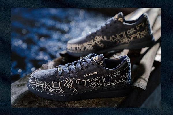 """李宁""""少不入川""""937 Deluxe 蓝染鞋款及服饰系列明日发售"""