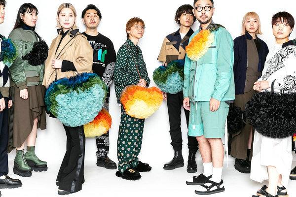 sacai x TOMO KOIZUMI 全新联名首个成衣配饰系列登陆