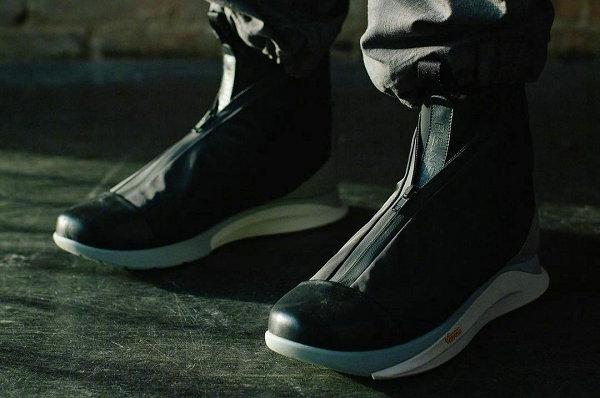 Vibram x PENSOLE x côte&ciel 三方联名鞋款实物曝光