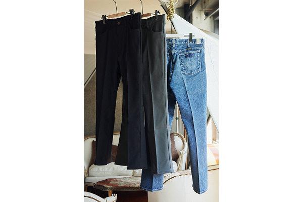 Wrangler x N.HOOLYWOOD 全新联名牛仔裤系列发售~