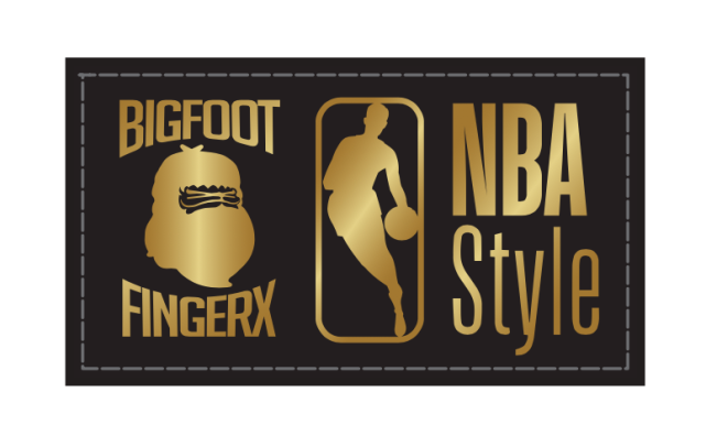 向经典球队致敬,fingercroxx 首度与NBA携手推出全新NBA联名!