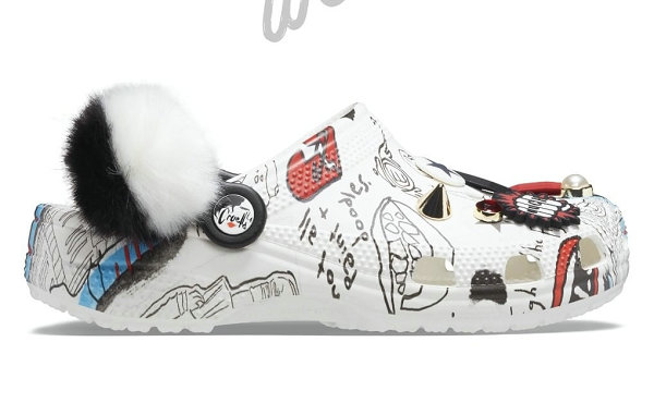 Crocs x《黑白魔女库伊拉》全新联名洞洞鞋系列释出