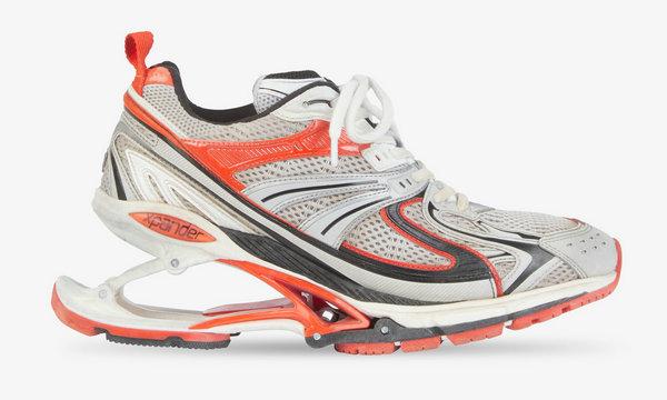 BALENCIAGA 巴黎世家全新 X-Pander「弹簧鞋」预售开启