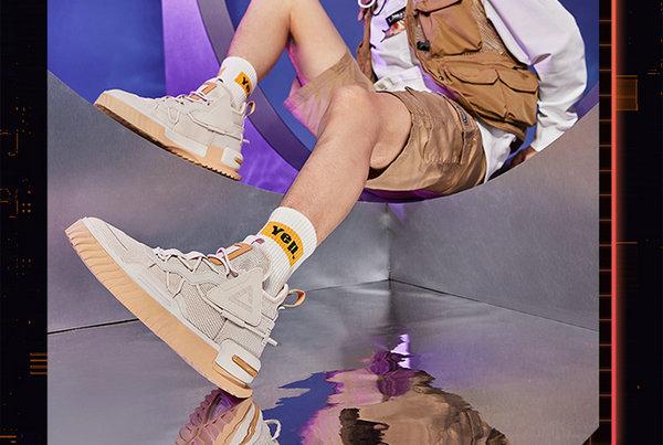 匹克全新「态极玩家」鞋款上架发售,压马路佳选