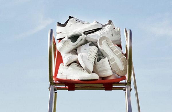 On 昂跑 x 费德勒联名 THE ROGER Advantage 鞋款上市