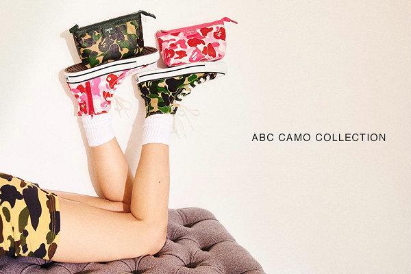 Bape 全新 ABC 迷彩女装包袋及配饰系列即将上架