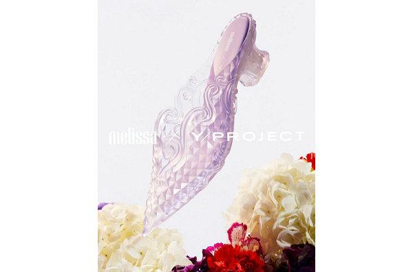 Y/Project x MELISSA 全新联名鞋款实物曝光,重归潮流?