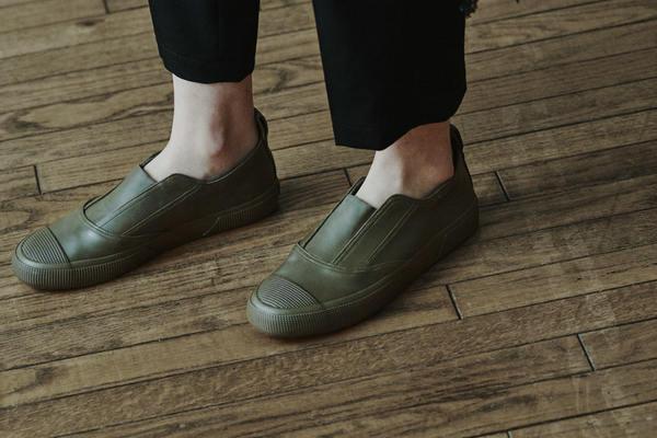Y's x SUPERGA 全新联名防水鞋系列上架发售