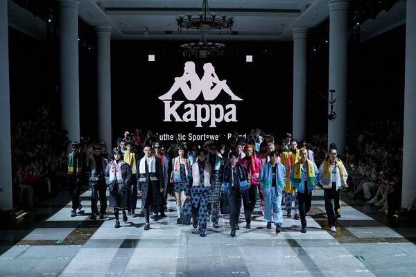 Kappa 全新运动时装系列上架发售,经典元素进化