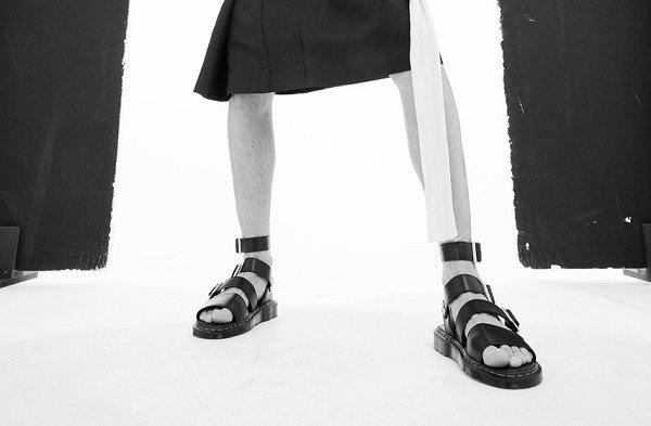 马汀博士 x Rick Owens 全新联名鞋款系列即将来袭
