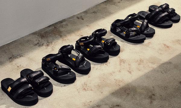 TOMWOOD x SUICOKE 全新联名凉鞋系列即将开催