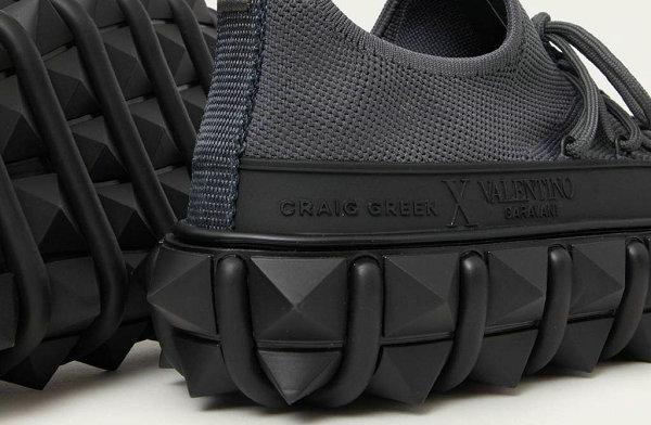 华伦天奴 x Craig Green 全新联名鞋款系列曝光