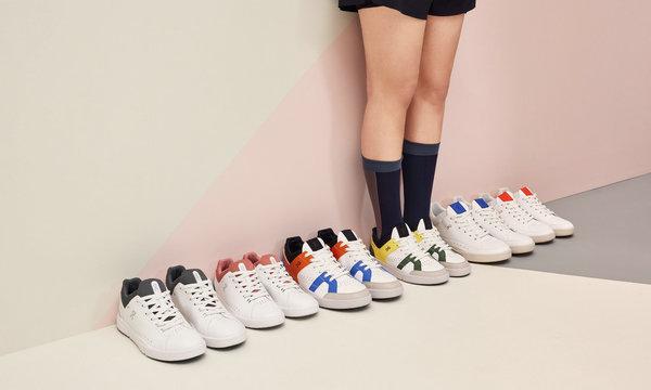 On 昂跑 x 费德勒联名 THE ROGER family 系列鞋款公布