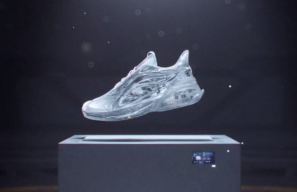 安踏 C37 2.0 跑鞋实物及细节曝光,就该这么软!