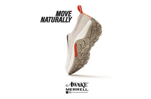 Awake NY x Merrell 迈乐全新联名鞋款释出,街头审美