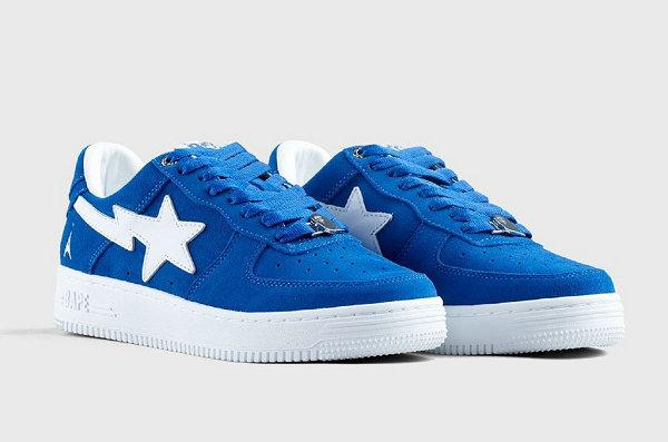 BAPE x Highsnobiety 全新联名 BAPESTA 鞋款系列即将来袭