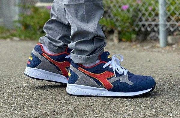 Diadora 迪亚多纳 x Qias Omar 联名 Bay 2 LA 鞋款系列发售