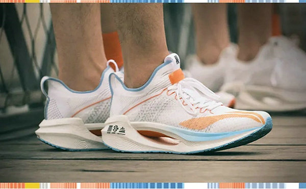 """李宁 2021 绝影 Essential""""胺多酚""""鞋款来袭,夏日升级版"""