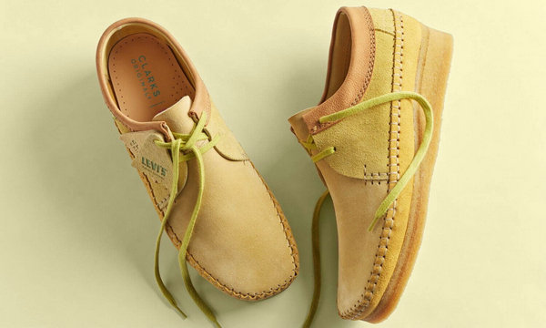 LVC x Clarks Originals 全新联名鞋款系列即将开催