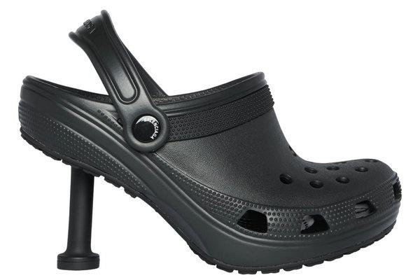 巴黎世家 x Crocs 全新联名系列曝光,认真的?