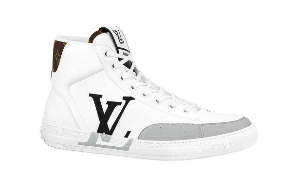 路易威登全新 Charlie 中性鞋款亮相,90% 环保物料制造