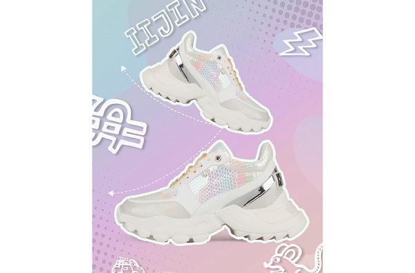 IIJIN 艾今 2021 早秋鞋款系列抢先预览