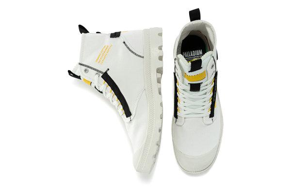 帕拉丁全新 Pampa Hi Re-Craft 环保鞋系列发布