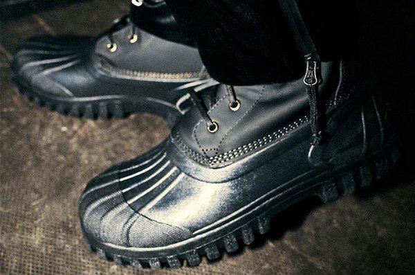 Rains x Diemme 全新联名猎鸭靴 Duck Boots 系列下月开售