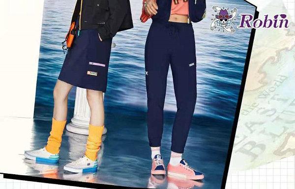 Skechers x 《海贼王》全新联乘鞋款及服饰系列开售