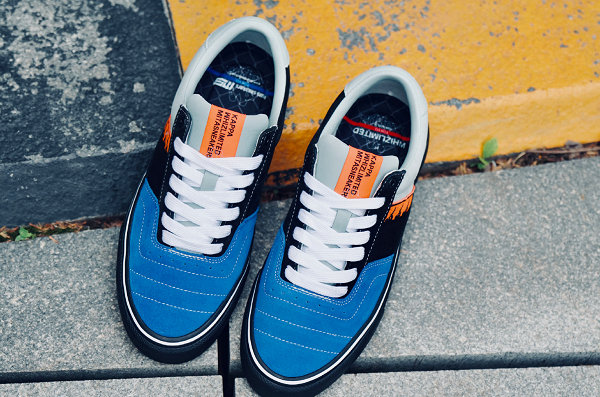 卡帕 x WHIZ LIMITED x Mita Sneakers 三方联名鞋款曝光
