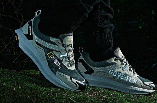 Gore-Tex x 《国家地理》全新联名鞋款系列曝光~