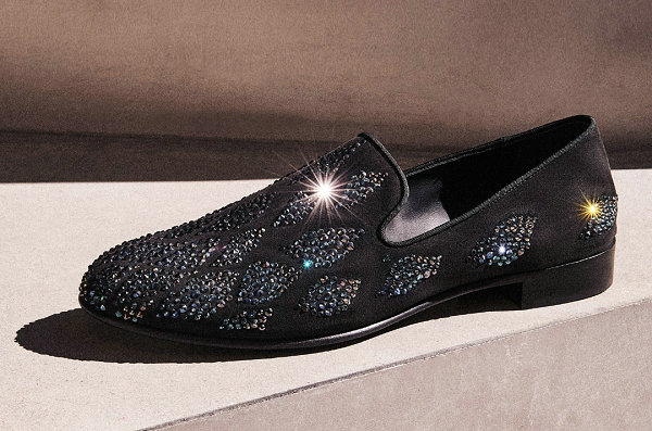 GiuseppeZanotti 2021 新款男士乐福鞋系列亮相