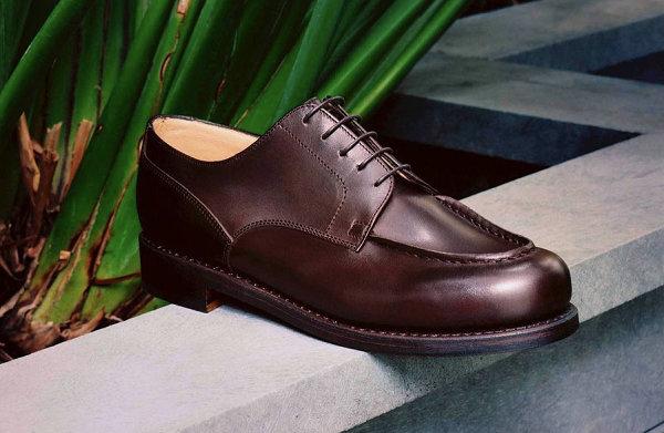 Paraboot x Drake's 全新联名鞋款系列即将上市