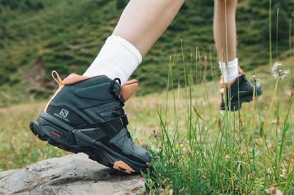 SALOMON x 稻草人全新联名鞋款系列抢先预览
