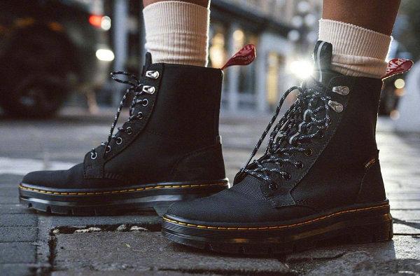 马汀博士 x Herschel Supply 全新联名鞋款系列明日发售