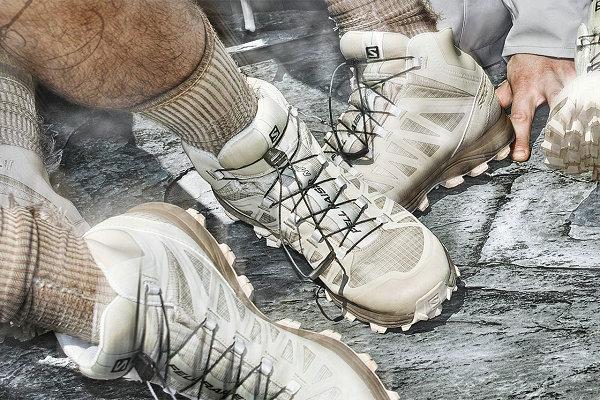 """萨洛蒙 x GR10K 全新联名""""Fell Raiser""""鞋款上架"""