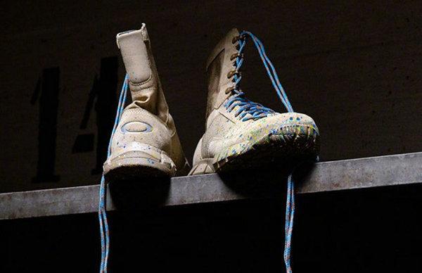 Oakley 欧克利 x Antonia 联名 Coyote boot 鞋款开售