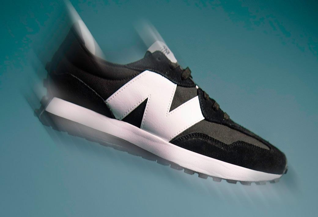 人气鞋型 New Balance 327 推出全新配色,还是联名合作!