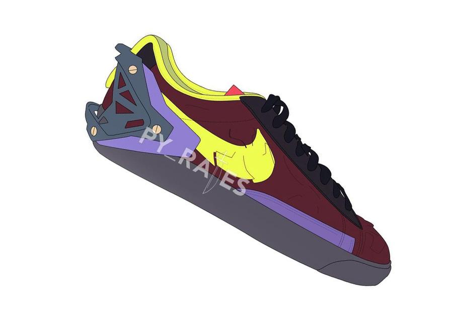 ACRONYM x Nike 联名又来了!这回鞋型居然是它!