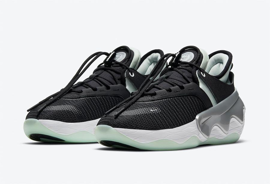 看着真圆润!Nike 新鞋型曝光!首发就是全明星主题!